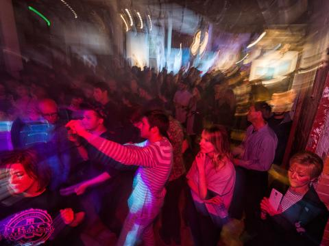 A festive night of local arts, music and more at Terrain