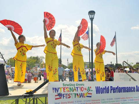 Bowling Green International Festival