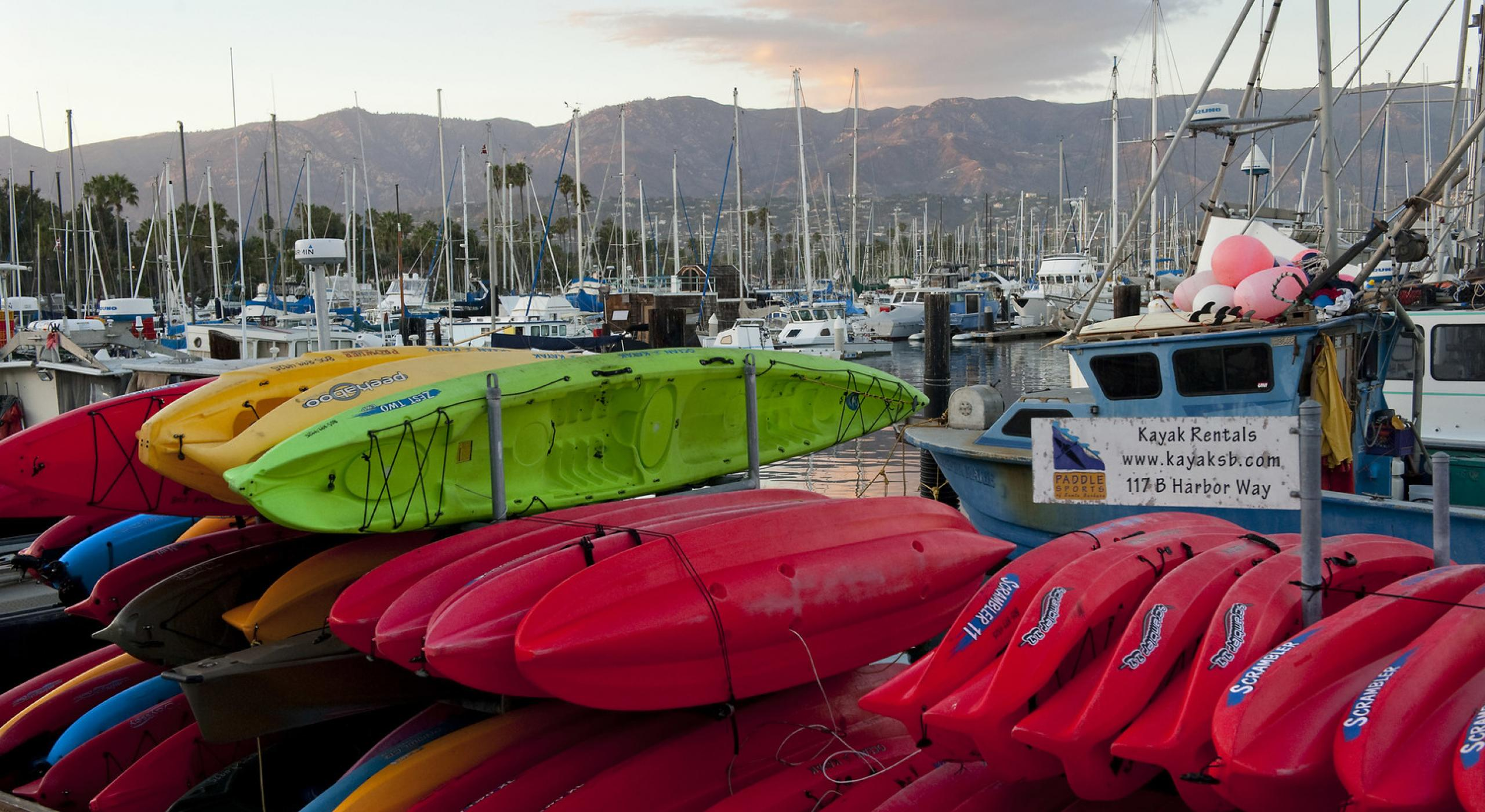 Southern California's Great Outdoors: Boating, Skiing and