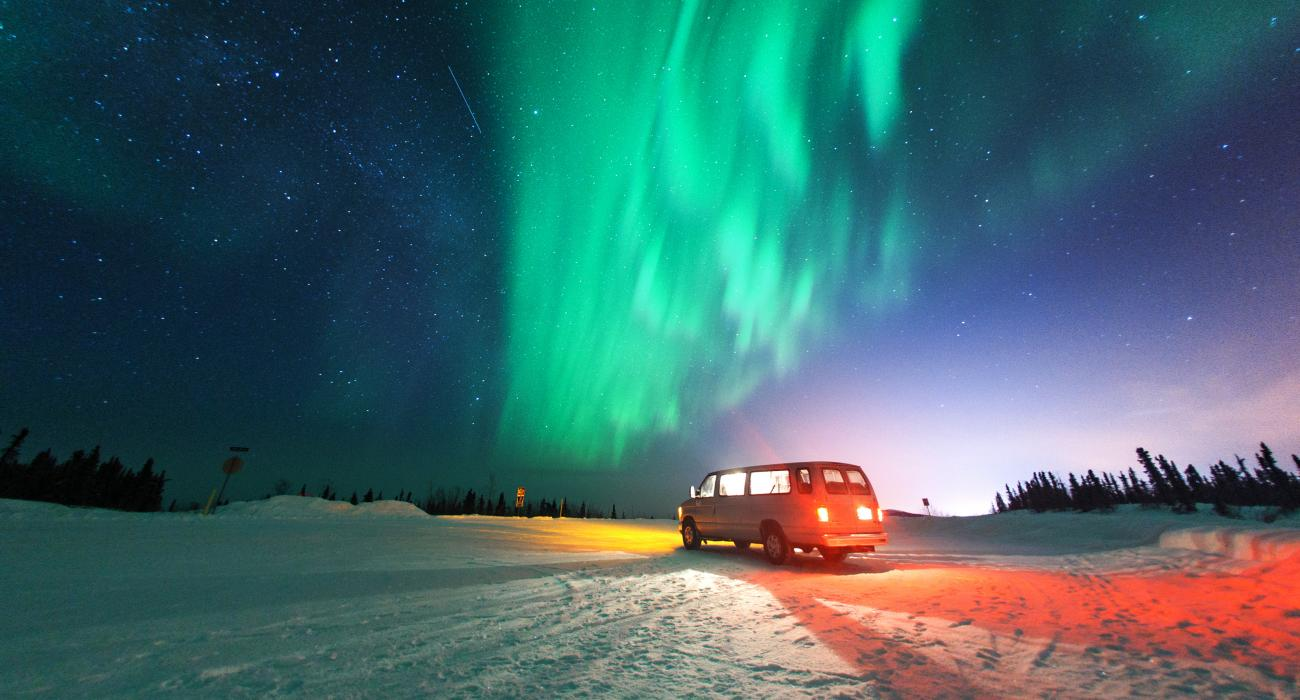 5 Places To See The Northern Lights In