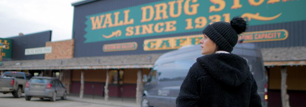 Wall Drug in Wall, South Dakota